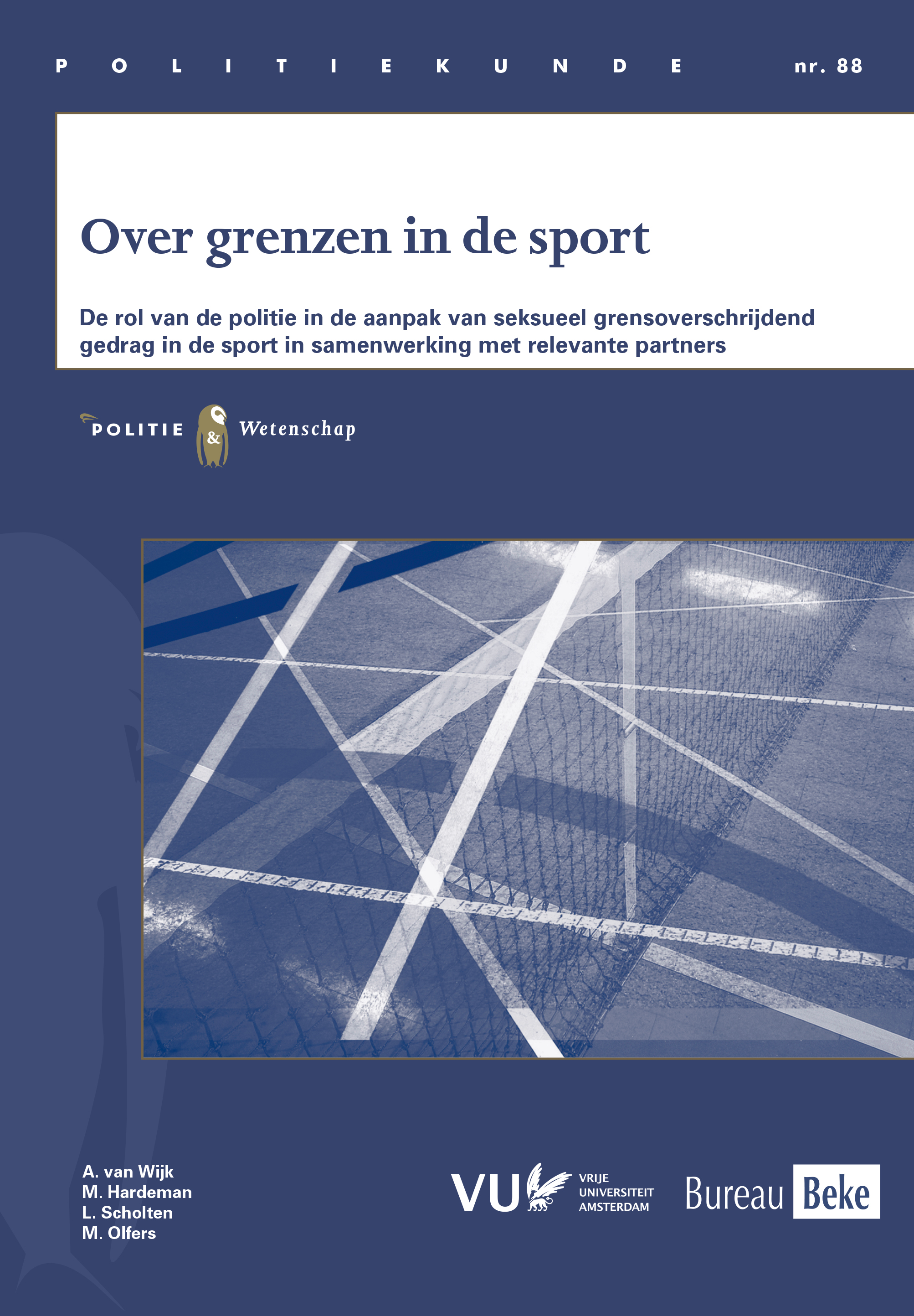 Over grenzen in de sport