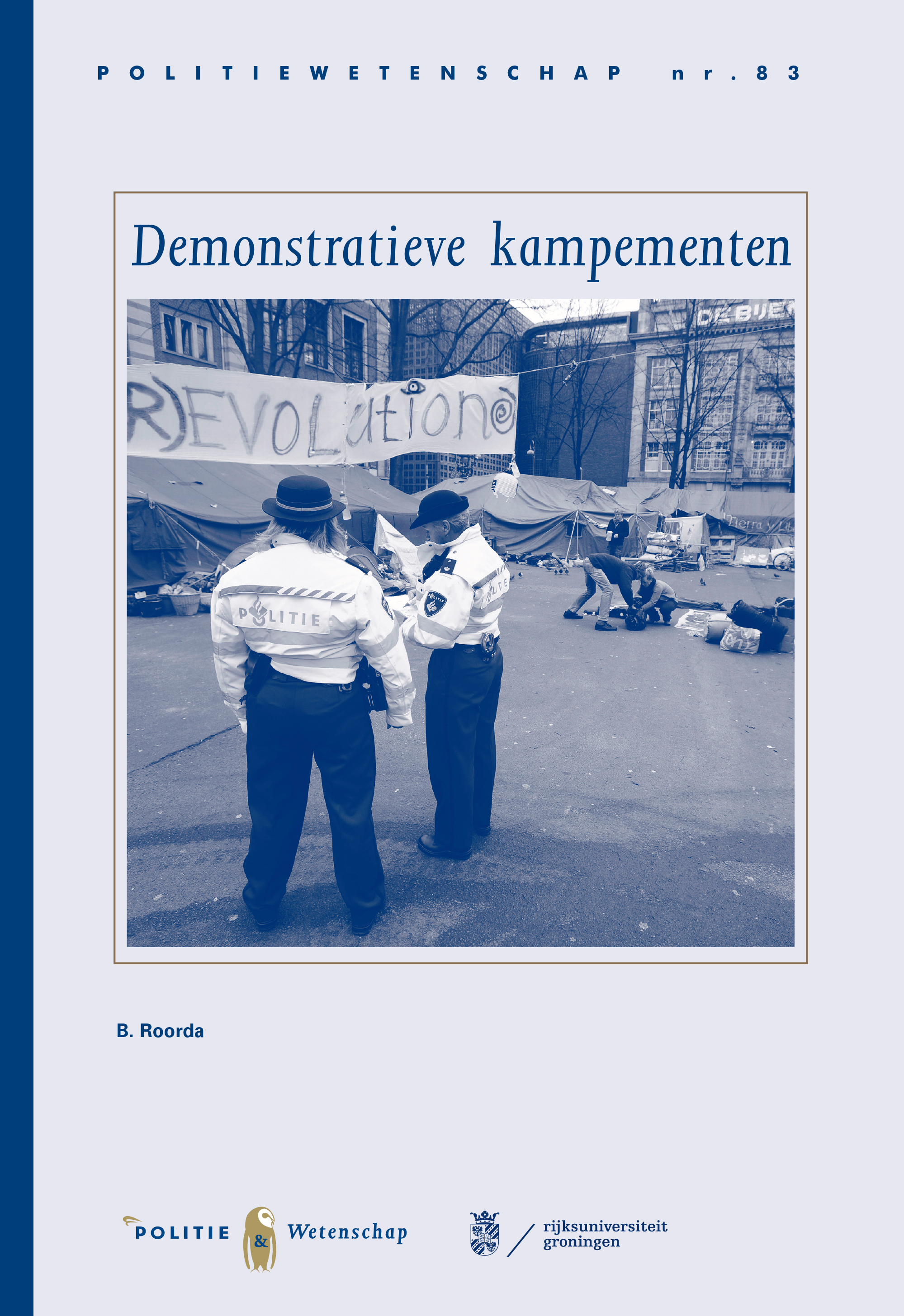 Demonstratieve kampementen